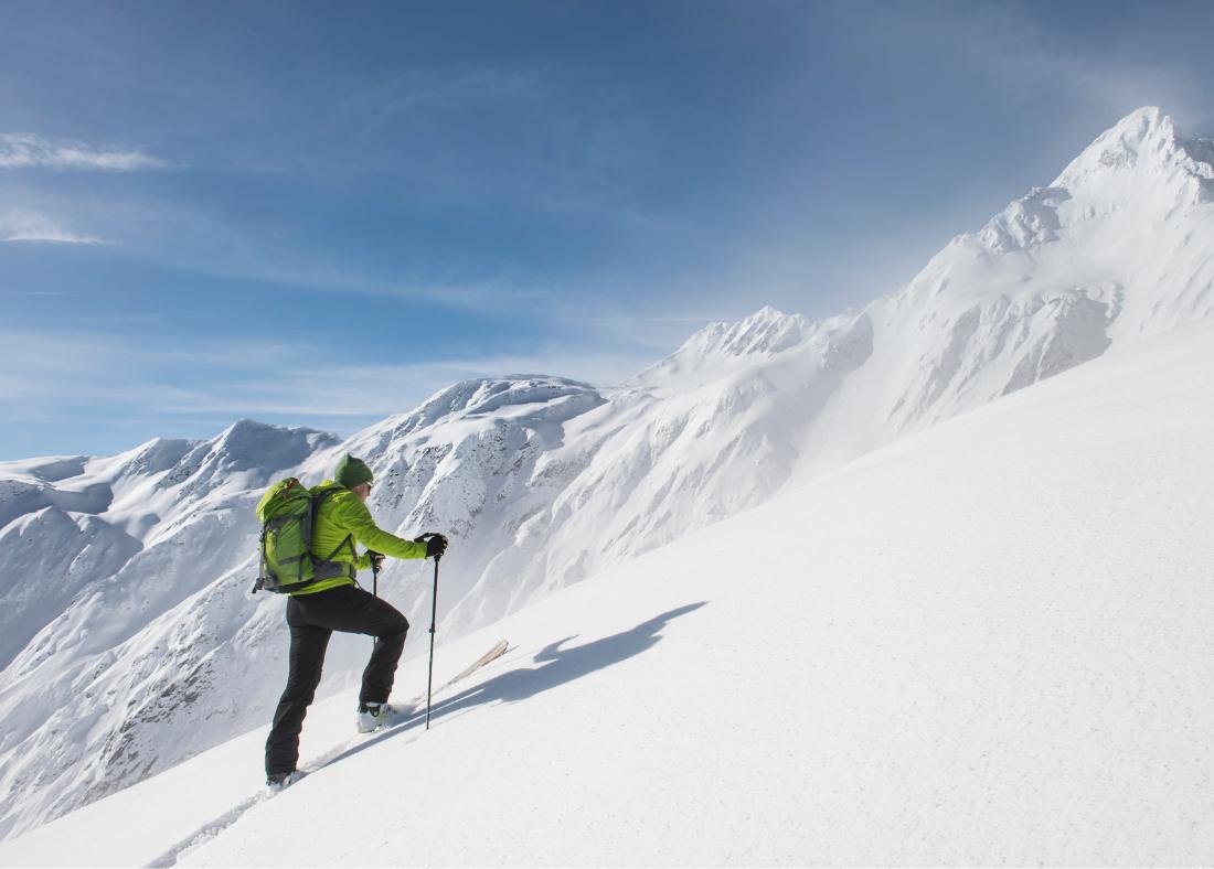 ski randonnee